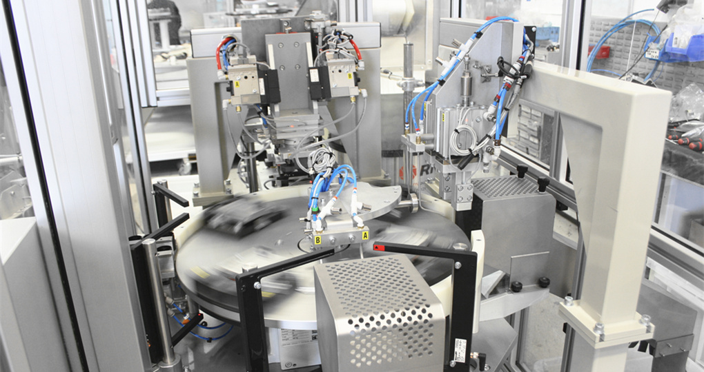 Automated Assembly Machines Special Purpose Machines