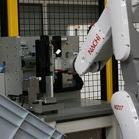 Robot De-Moulding & Assembly Cell