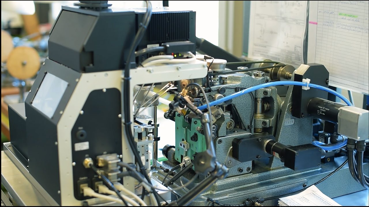 Robotic Parts Feeding System Handles Swiss Watches' Most Delicate Parts